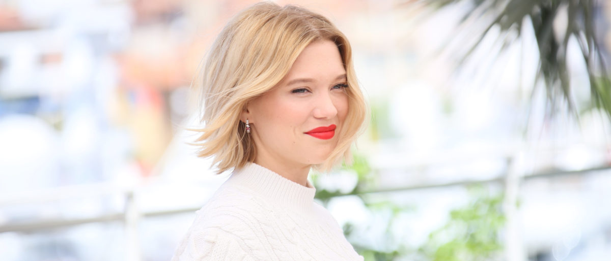 CANNES, FRANCE - MAY 19: Lea Seydoux attends 'It's Only The End Of The World (Juste La Fin Du Monde)' during the Photocall - The 69th Cannes Film Festival on May 19, 2016 in Cannes. (Shutterstock)