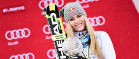 Lindsey Vonn Responds To Backlash After Anti-Trump Comments