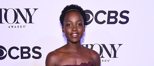 Actress Lupita Nyong'o attends the Tony Honors Cocktail Party presenting the 2016 Tony Honors For Excellence In The Theatre and honoring the 2016 Special Award recipients at Diamond Horseshoe on June 6, 2016 in New York City. (Photo by Gary Gershoff/Getty Images for Tony Awards Productions)