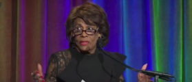 Maxine Waters Jokes That She Wants To 'Take Trump Out' [VIDEO]