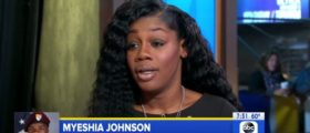 Sgt. Johnson's Widow: I Have Not Seen My Husband [VIDEO]