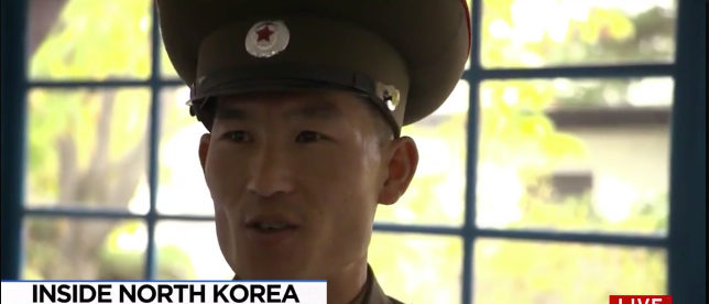 NK MSNBC screenshot