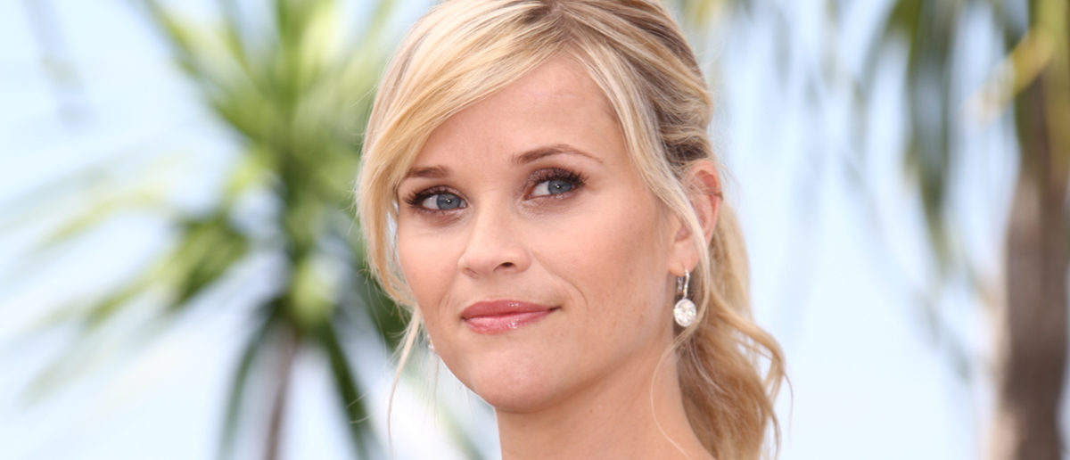 Reese Witherspoon says she was sexually harassed by a director at age 16. (Shutterstock)