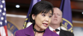 The then-chief of the Drug Enforcement Administration assured Democrat Rep. Judy Chu the bill she cosponsored to take away a tool the agency used to prevent opioids from reaching the streets wouldn't hinder the agency's work. (Photo: REUTERS/Hyungwon Kang)