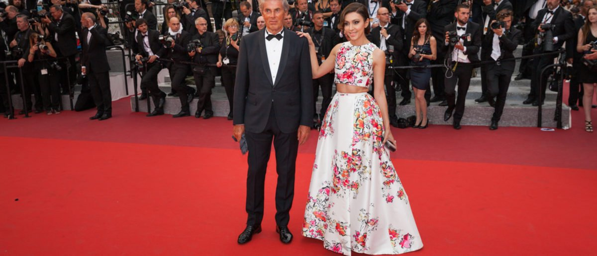 Cannes, France - 22 MAY 2016 - Katya Mtsitouridze attends the closing ceremony of the 69th annual Cannes Film Festival   taniavolobueva (Shutterstock)