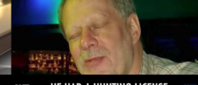 COULTER: Media Finds Las Vegas Shooter's Motive — He's White!