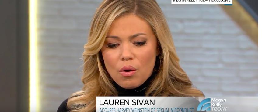 Lauren Sivan (photo: YouTube Screenshot)