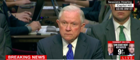Sessions: 'Significance' of Comey Error On Clinton Case Not 'Fully Understood' [VIDEO]