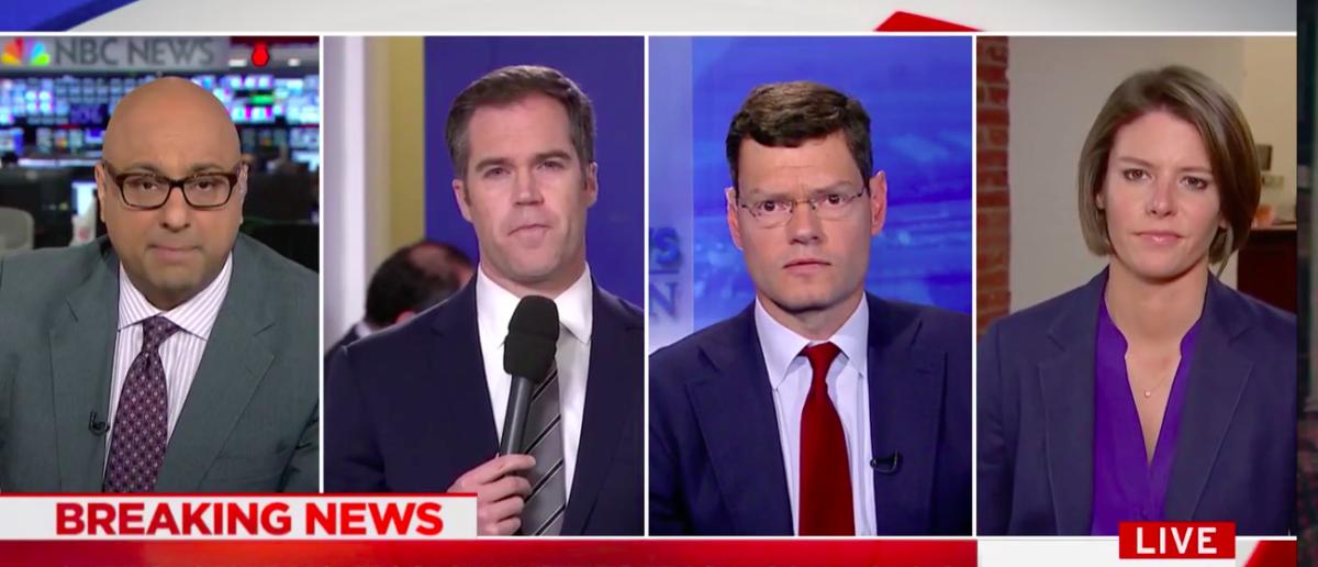 Screen Shot Media Attacks John Kelly (MSNBC: Oct 19, 2017)