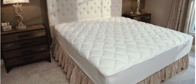 Exceptional Sheets (Amazon video screenshot)