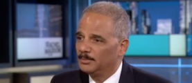 Eric Holder Says He 'Will See' About Running For Political Office [VIDEO]