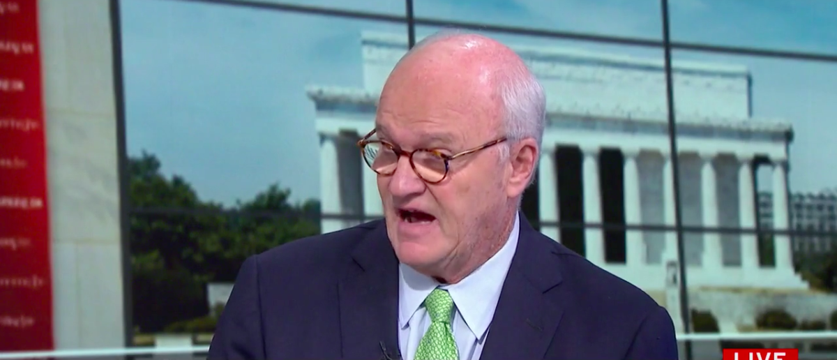 Screen Shot Mike Barnicle (MSNBC: Oct 24, 2017)