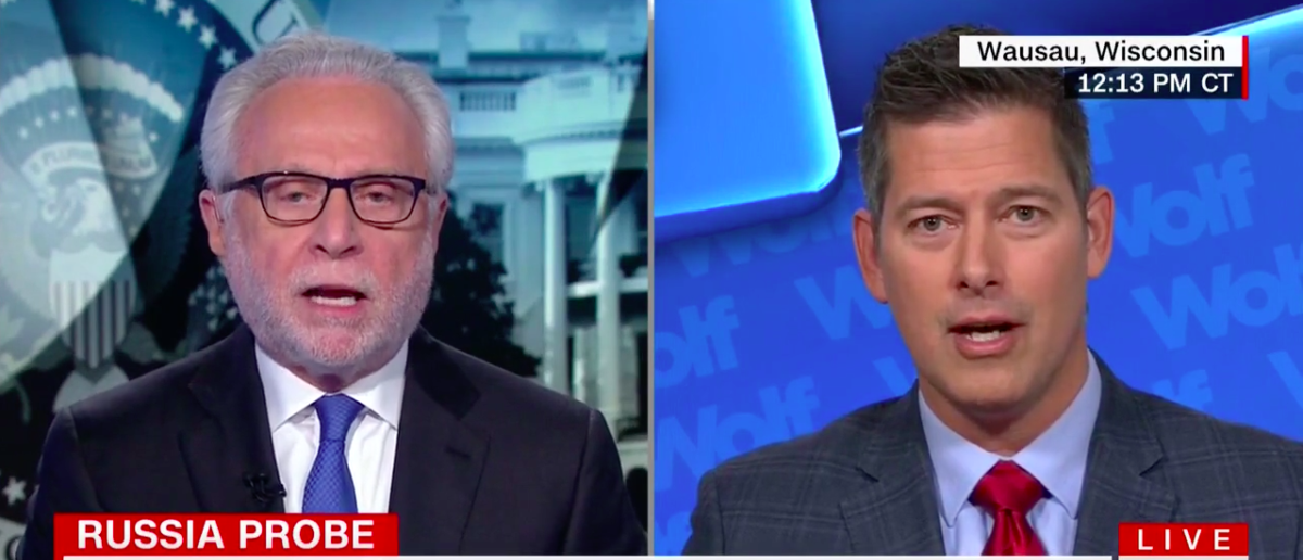 Screen Shot Sean Duffy (CNN: Oct 27, 2017)