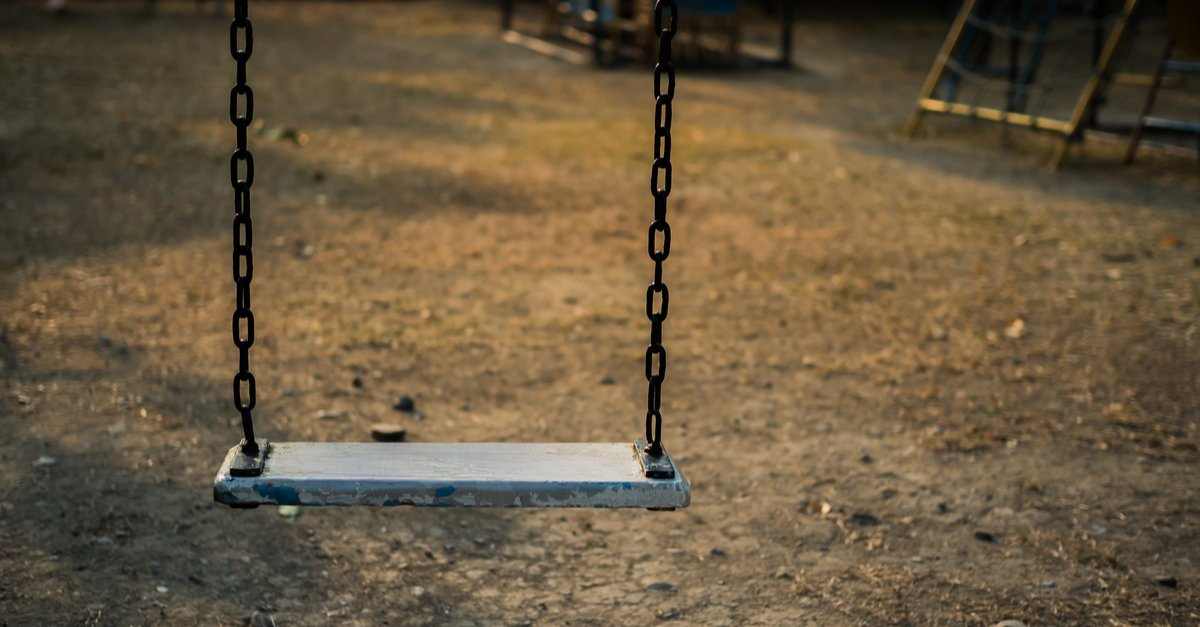 Iowa parents are charged with abandoning their 4-month-old child in a swing. (Shutterstock)