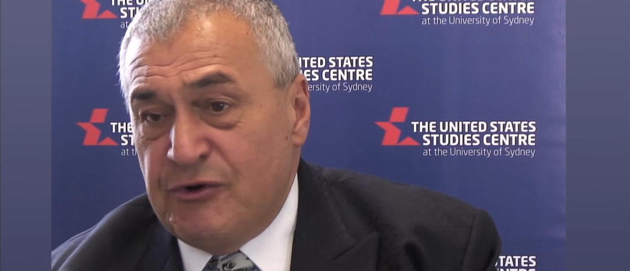 Tony Podesta Interview (Photo: Screenshot/United States Studies Centre/YouTube)