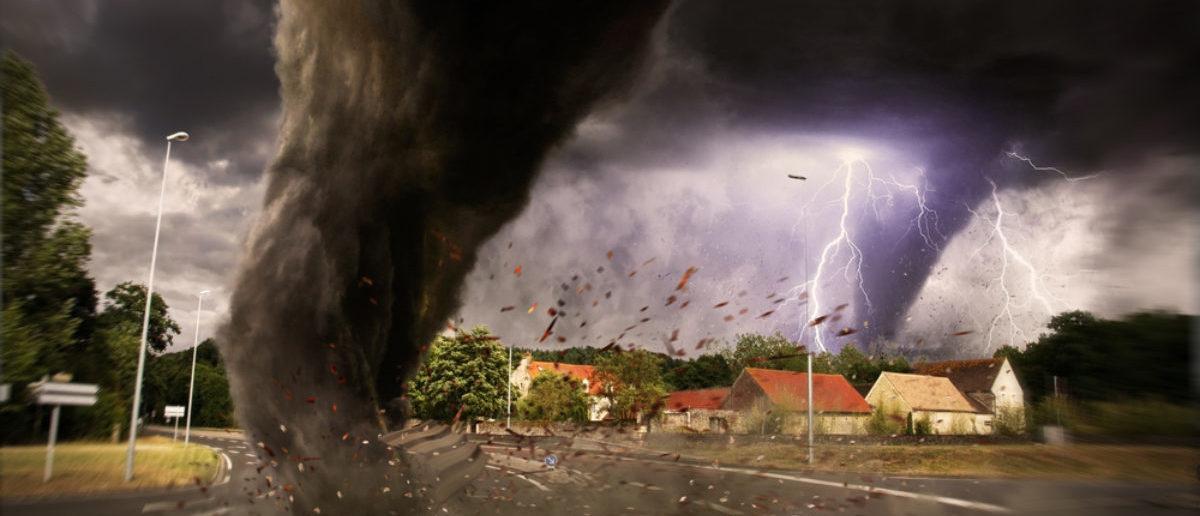 Tornado (Credit: Shutterstock)