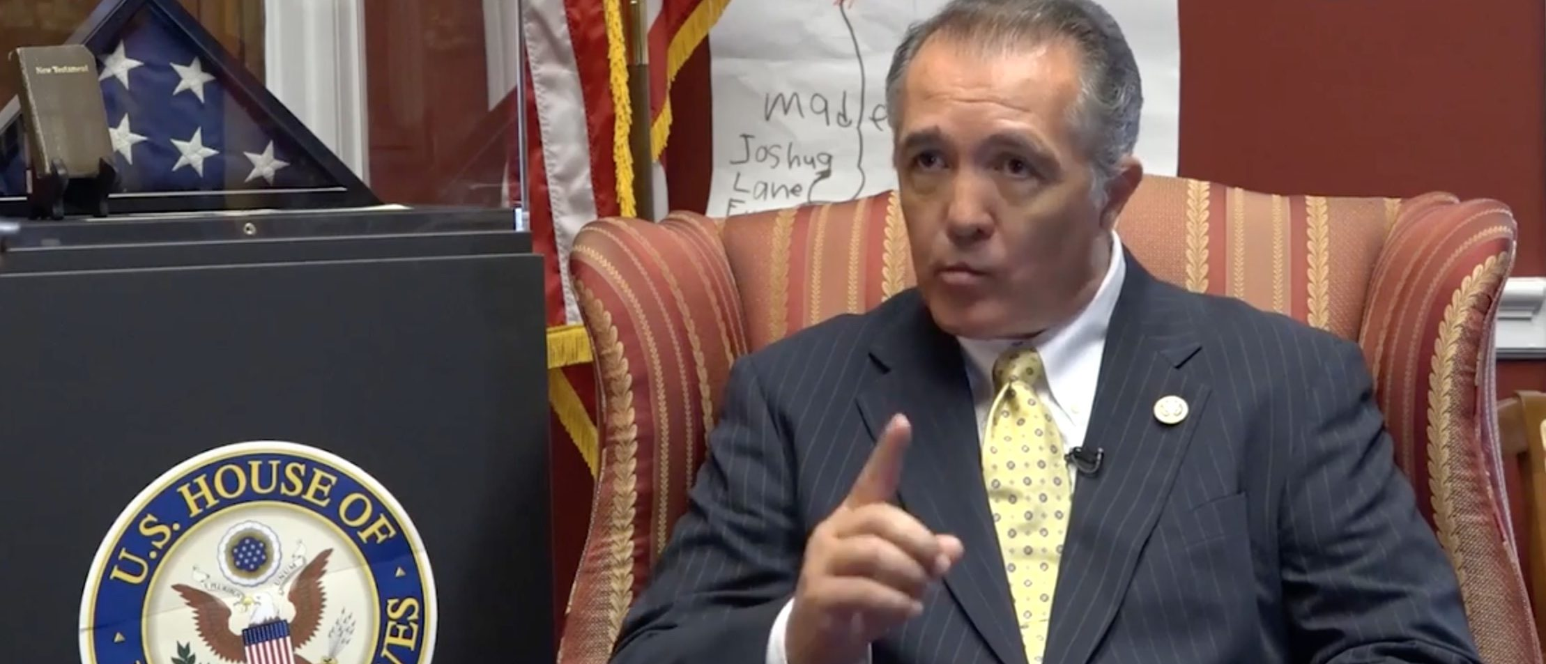 Rep. Trent Franks calls on McConnell to change filibuster rules. (TheDC)
