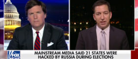 'SO DISHONEST': Tucker And Glenn Greenwald Go After Media Lies On Trump-Russia