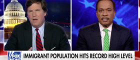 'Total Division Within Our Society': Tucker Sounds Off On Immigration [VIDEO]
