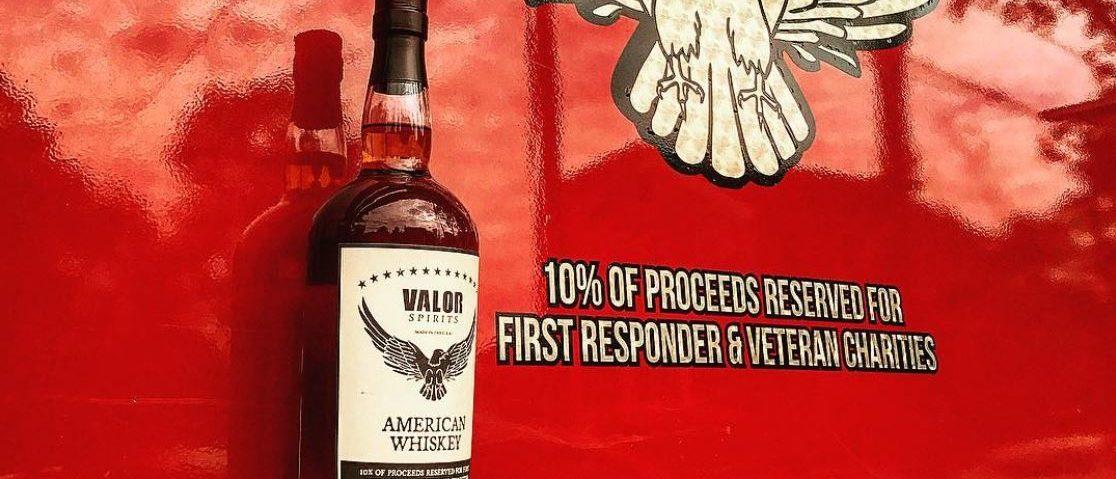 Valor is super alpha. Photo courtesy of Valor Spirits.