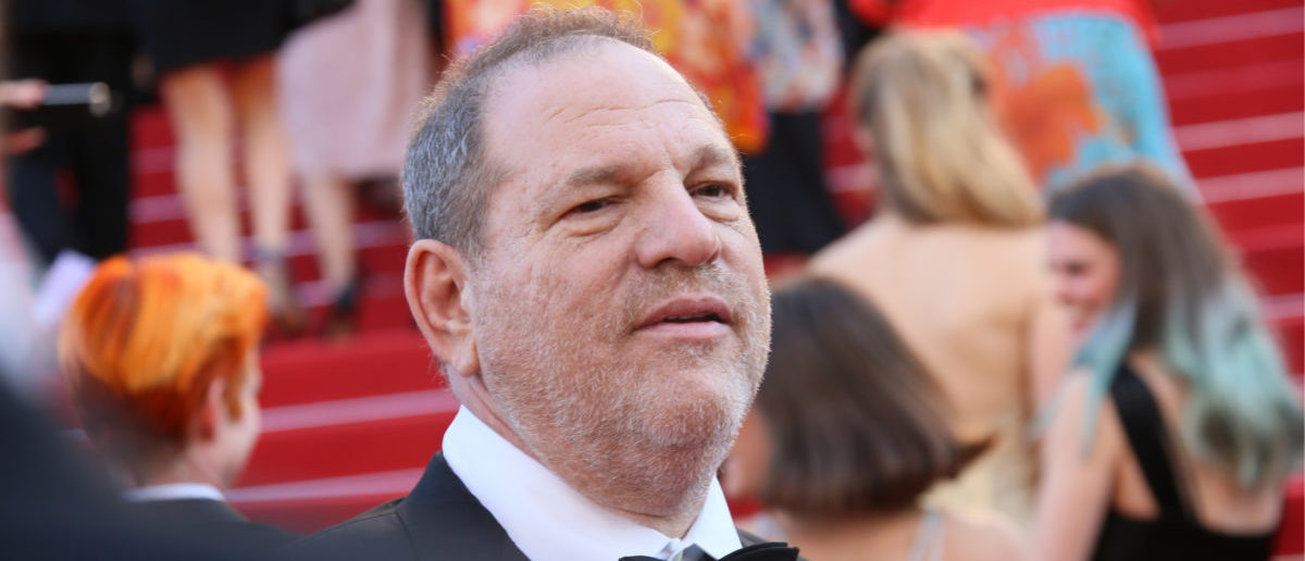 Harvey Weinstein told screenwriter that she would get green light if she would watch him masturbate (Shutterstock/Denis Makarenko)