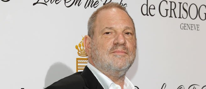 """CAP D'ANTIBES, FRANCE - MAY 23: Harvey Weinstein attends the DeGrisogono """"Love On The Rocks"""" during the 70th annual Cannes Film Festival at Hotel du Cap-Eden-Roc on May 23, 2017 in Cap d'Antibes, France. (Photo by Andreas Rentz/Getty Images)"""