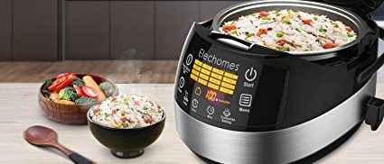 The rice cooker is $244 off (Photo via Amazon)