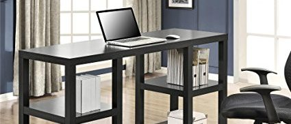Normally $150, this home desk is 54 percent off (Photo via Amazon)