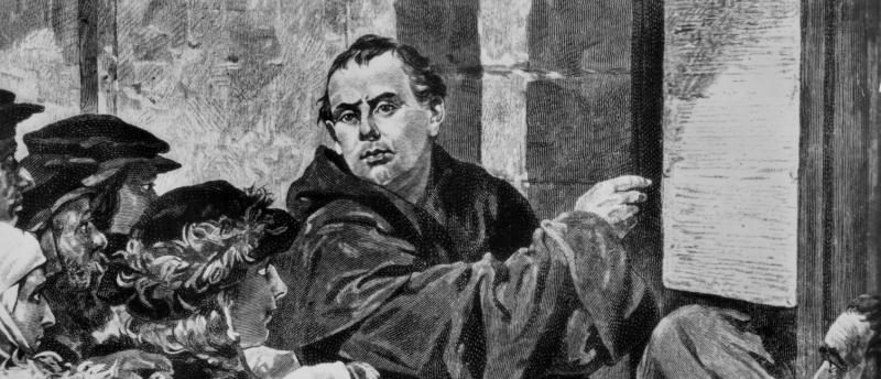 Martin Luther (Getty Images)