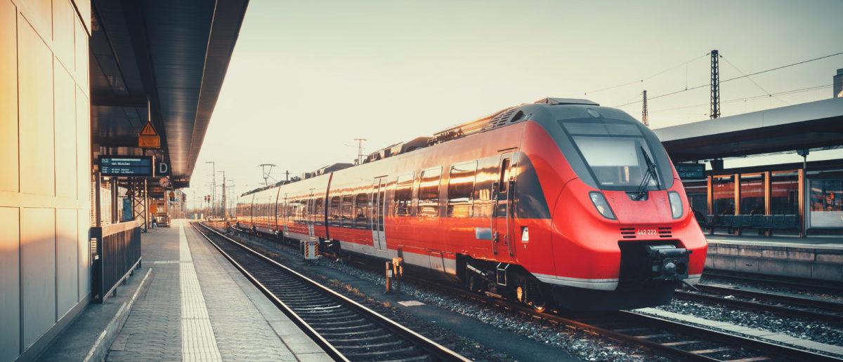 Train/ Denis Belitsky/Shutterstock