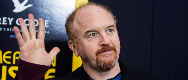 "FILE PHOTO: Cast member Louis C.K. attends the ""American Hustle"" movie premiere in New York December 8, 2013. REUTERS/Eric Thayer/File Photo"