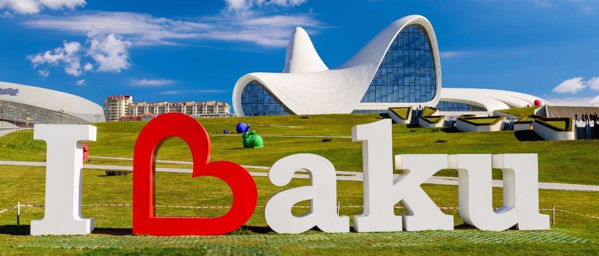 Baku Azerbaijan Shutterstock/RAndrei