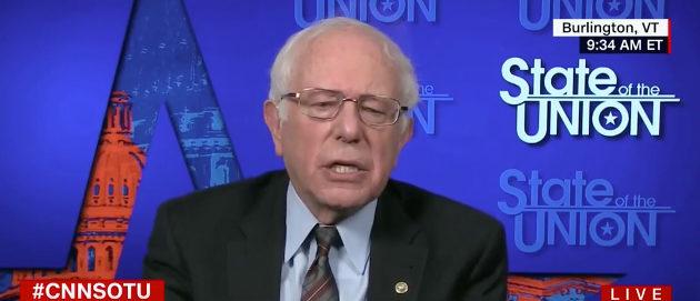 Bernie Tapper CNN screenshot