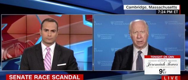 CNN Newsroom CNN screenshot