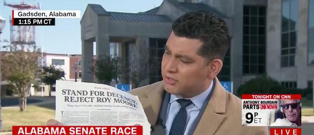 CNN fake news CNN screenshot
