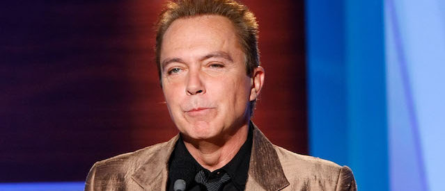 David Cassidy during the 9th annual Family Television Awards held at the Beverly Hilton Hotel on November 28, 2007 in Los Angeles, California. (photo: Getty Images)