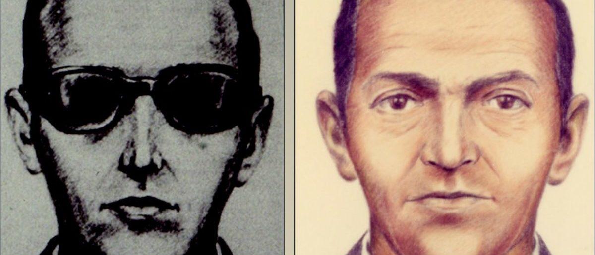 DB Cooper (Credit: FBI.gov https://www.fbi.gov/history/famous-cases/db-cooper-hijacking)