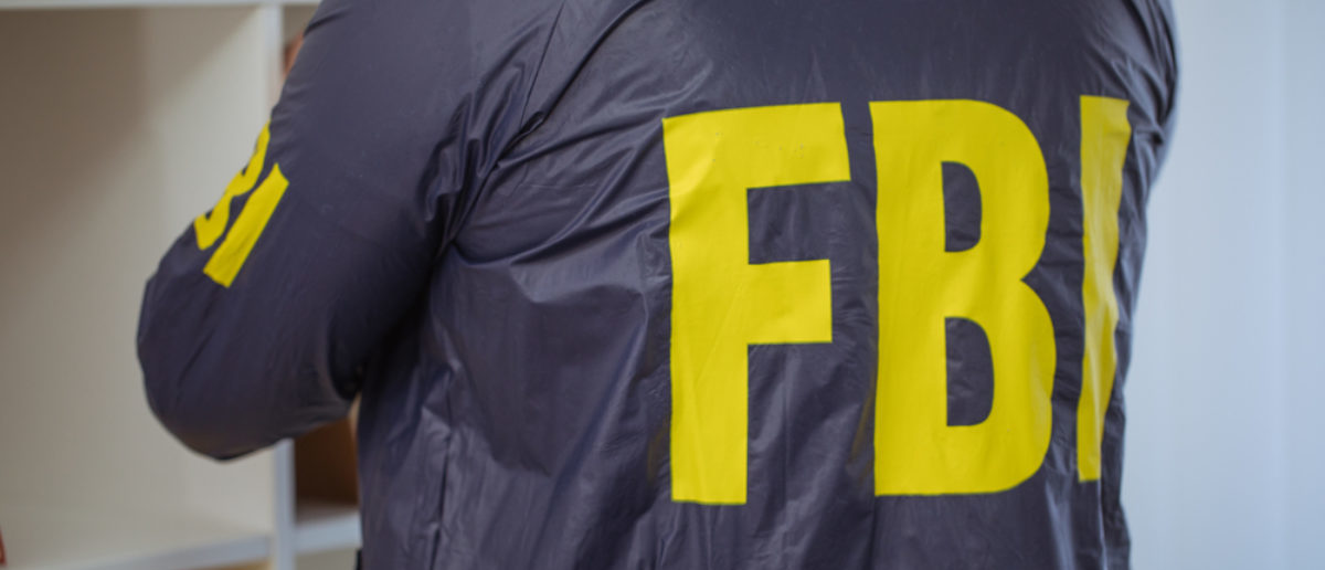 FBI Logo (Credit: Shutterstock/ Dzelat)