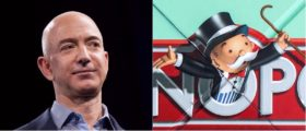 AMAZONOPOLY: Jeff Bezos May Be About To Control $53 Billion In Federal Government Spending