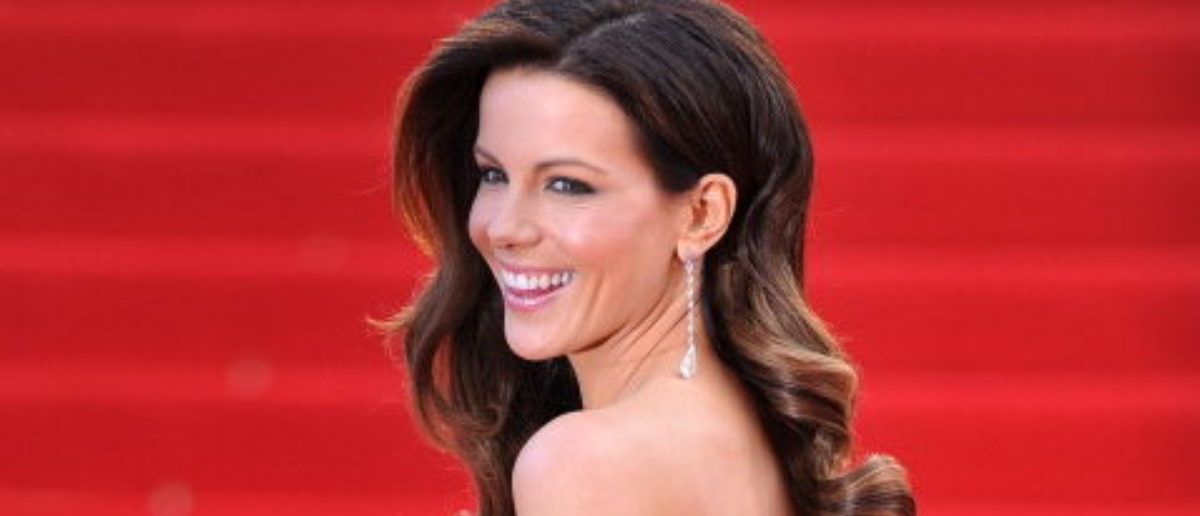 Kate Beckinsale attending the 'IL Gattopardo' Premiere at the Palais des Festivals during the 63rd Annual Cannes Film Festival in May 2010 in Cannes, France. (Photo by Pascal Le Segretain/Getty Images)