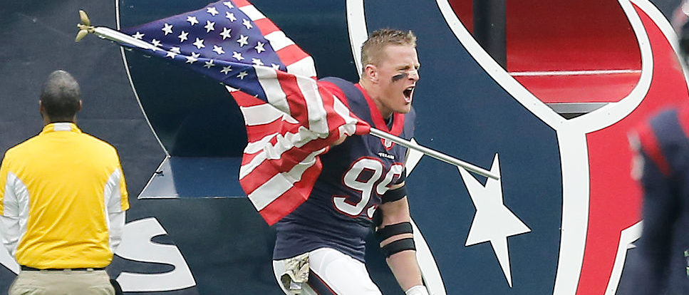 J.J. Watt Should Have Been 'Citizen Of The Year' [SLIDESHOW]