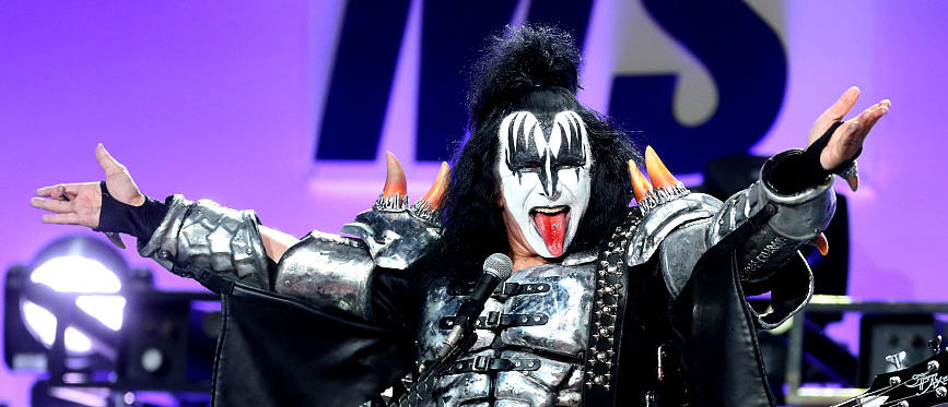 Gene Simmons: BDS Can KISS My Tuchus