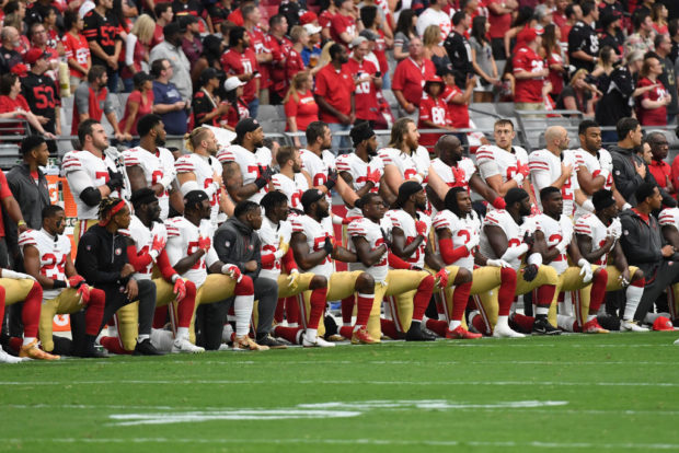 NFL May Go Back To Keeping Players In Locker Room During Anthem