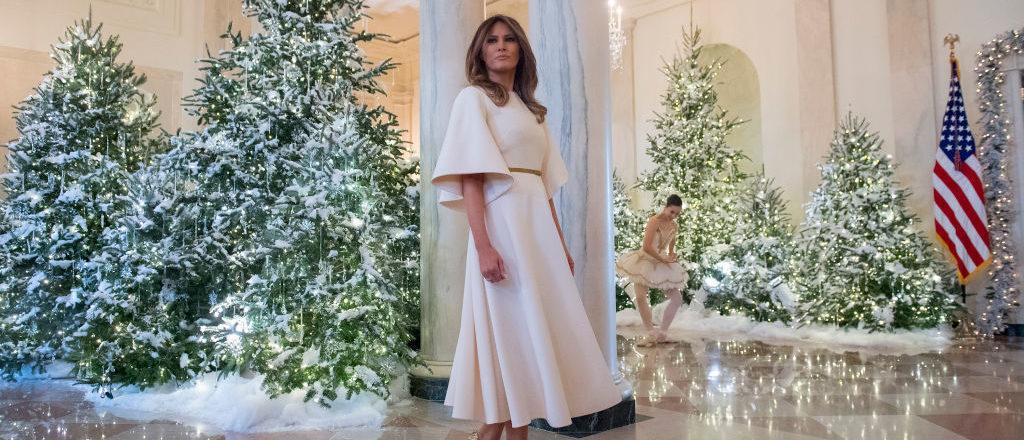 Melania Trump (Getty Images)