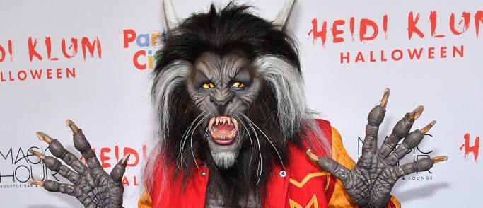 Heidi-Klum-Thriller (Photo credit: Getty Images)