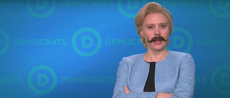 Hillary Clinton (Saturday Night Live:Youtube screenshot)