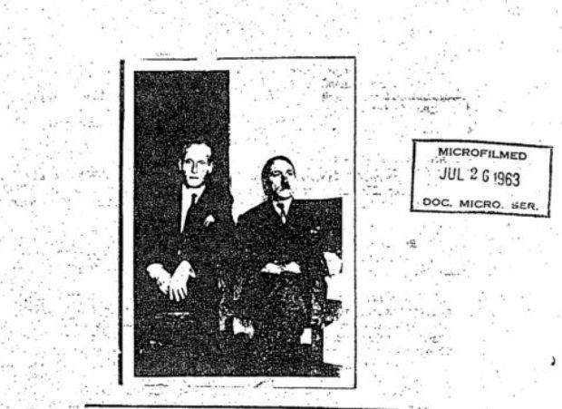 Hitler Document (Credit: CIA JFK Files)Hitler Document (Credit: CIA JFK Files)