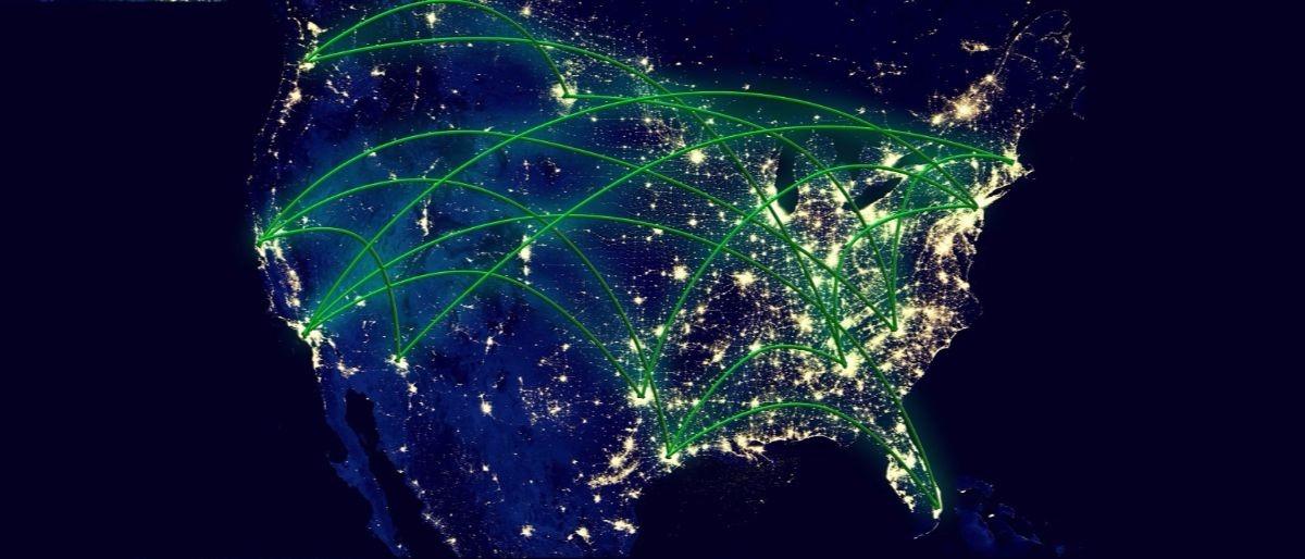 Internet United States Shutterstock/NikoNomad