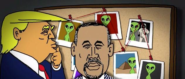 Jake Tapper Cartoon CNN screenshot