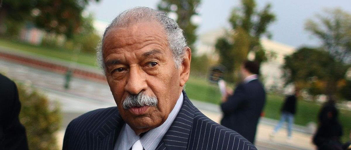 John Conyers Getty Images/Mark Wilson
